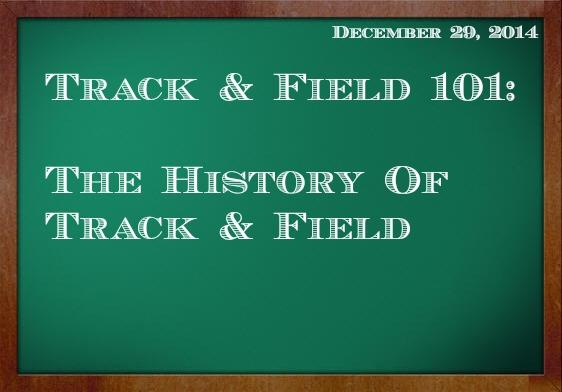 DyeStatFL.com - News - Track and Field 101
