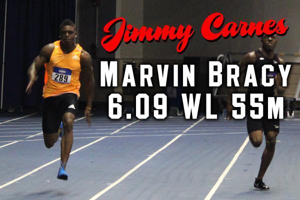 Marvin Bracy indoor 55